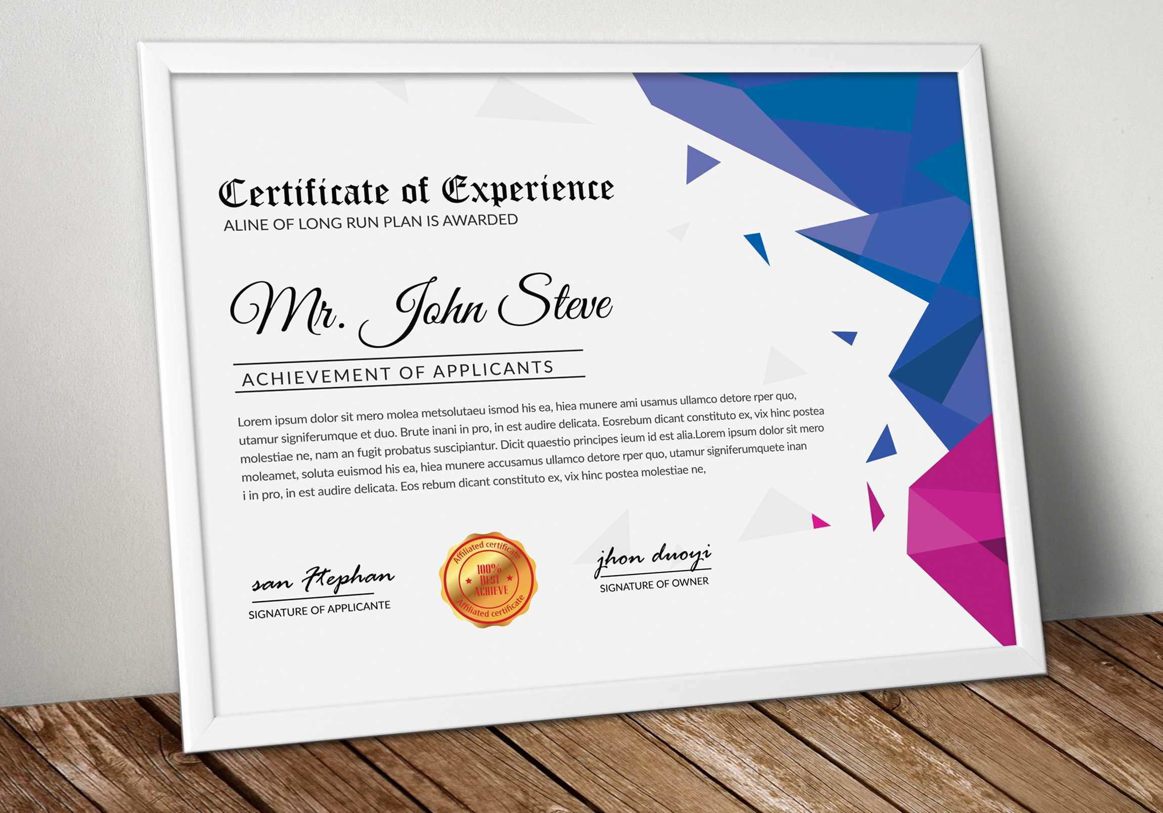 Microsoft Word Certificate Template - Vsual Within Microsoft Word Certificate Templates