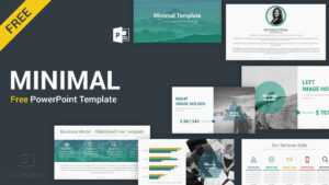 Minimal Free Download Powerpoint Template – Slidesalad with regard to Powerpoint Slides Design Templates For Free