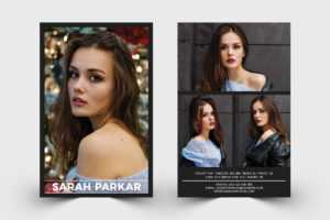 Modelingcompcard Hashtag On Twitter within Comp Card Template Download