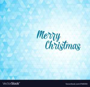 Modern Christmas Card Template within Happy Holidays Card Template
