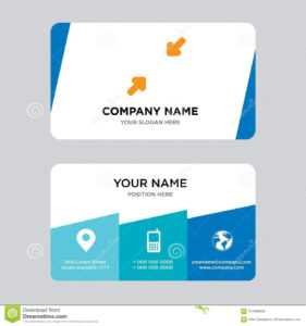 Modern Id Card – Oflu.bntl inside Teacher Id Card Template