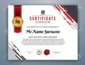 Multipurpose Modern Professional Certificate Template Design.. for Professional Award Certificate Template