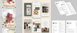 New Free Illustrator Templates From Adobe Stock | Adobe Blog for Brochure Templates Adobe Illustrator
