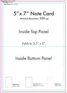 Note Card Template – Vmarques regarding Blank Index Card Template