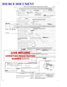 Obtaining Your Source Document And Print Out | Exodus inside Birth Certificate Template Uk