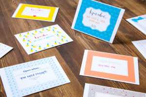 Open When Letters: 280 Ideas + Printables – Shari's Berries Blog inside 52 Reasons Why I Love You Cards Templates Free