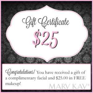 Our Unit Favorites – Sarah Burgess pertaining to Mary Kay Gift Certificate Template