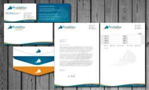 Page 1 – Business Card / Letterhead / Envelope throughout Business Card Letterhead Envelope Template