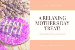 Peach Spa Mother's Day Gift Certificate – Templatescanva in Spa Day Gift Certificate Template