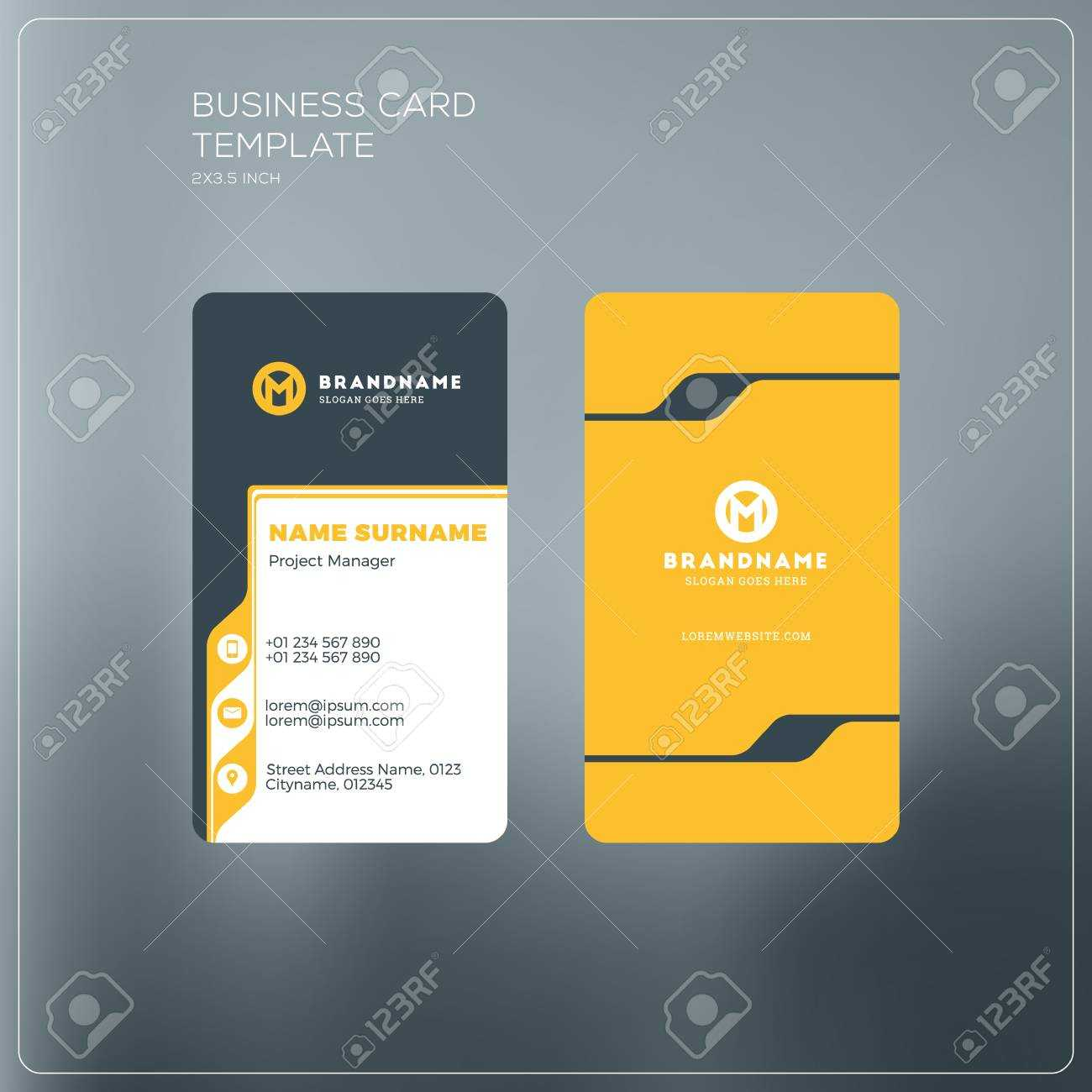 Personal Business Cards Template Pertaining To Google Search Business Card Template
