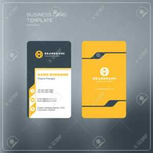 Personal Business Cards Template pertaining to Pages Business Card Template