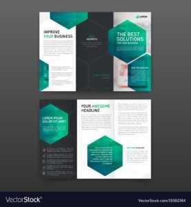 Pharmaceutical Brochure Tri Fold Template Layout inside Pharmacy Brochure Template Free