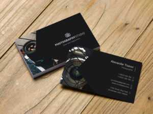 Photography Business Cardtapu Sen On Dribbble intended for Free Business Card Templates For Photographers