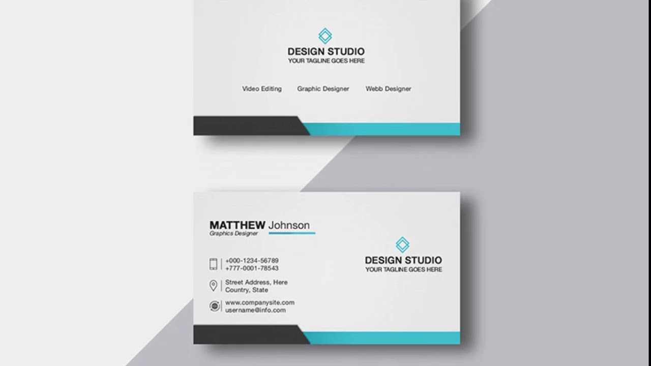 Photoshop Cs6 Free Download – Design Business Card Template Inside Photoshop Cs6 Business Card Template
