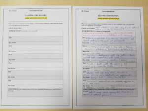 Plan A Leaving Cert History Essay Using Topic Sentence in Leaving Certificate Template