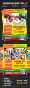 Play School Graphics, Designs & Templates From Graphicriver pertaining to Play School Brochure Templates