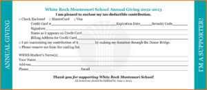 Pledge Card Clipart for Church Pledge Card Template