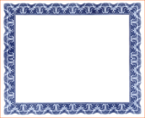 Png Certificates Award Transparent Certificates Award with Award Certificate Border Template