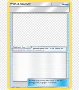 Pokemon Sm Templates, Lightning Gx Tt Basic, Basic Tag Team with regard to Pokemon Trainer Card Template