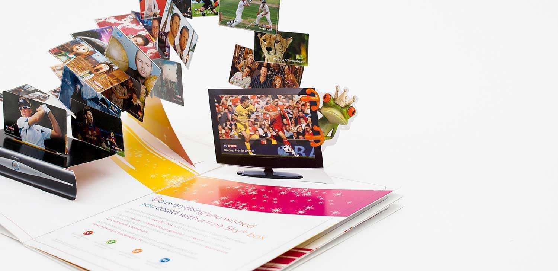 Pop Up Brochure Design And Printing - Papersmyths Inside Pop Up Brochure Template