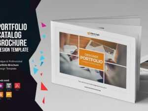 Portfolio Brochure Design V5Anda Lia On Dribbble throughout Online Free Brochure Design Templates