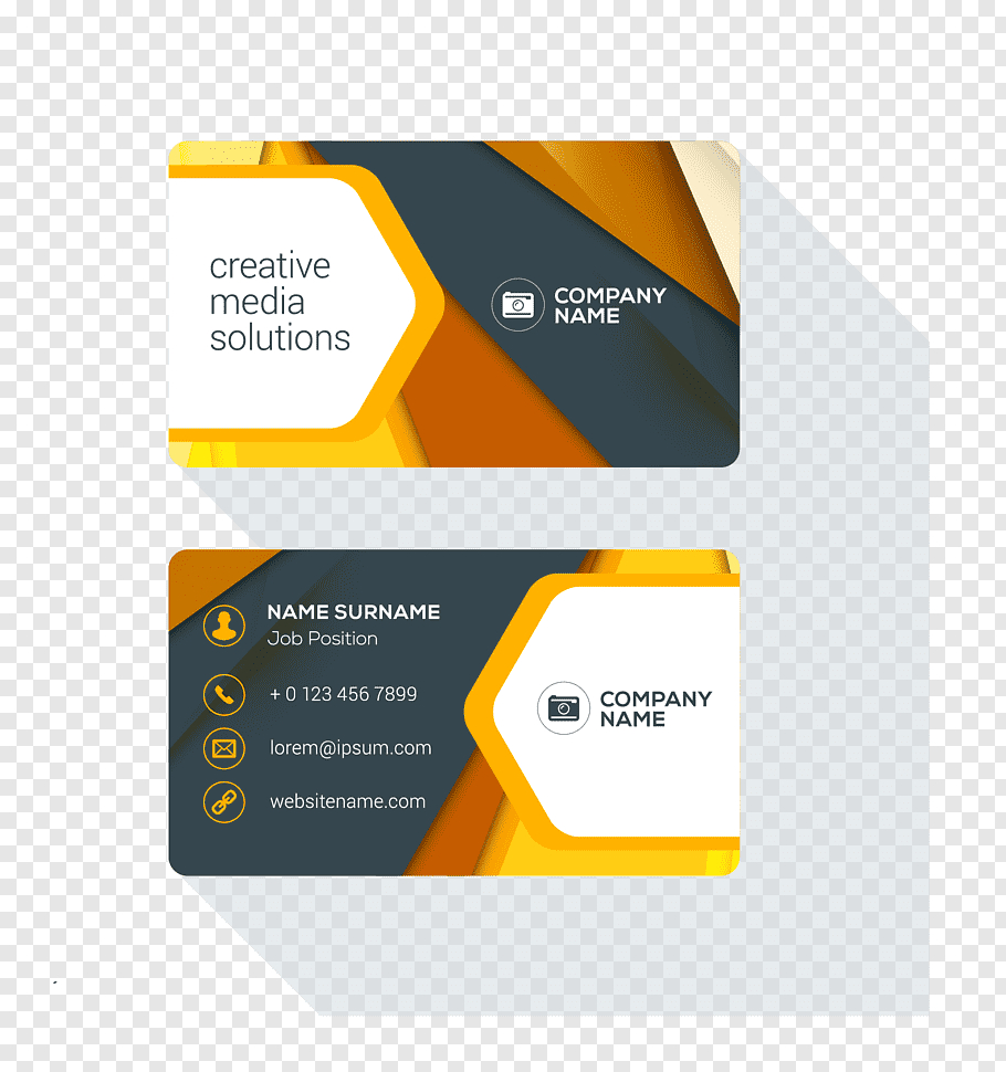 Powerpoint Template, Business Card Design Logo, Business Within Business Card Template Powerpoint Free