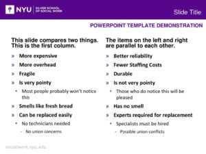 Powerpoint Template Demonstration – Ppt Download inside Nyu Powerpoint Template