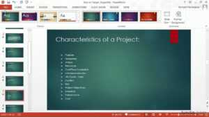 Powerpoint Tutorial: How To Change Templates And Themes | Lynda with regard to What Is A Template In Powerpoint