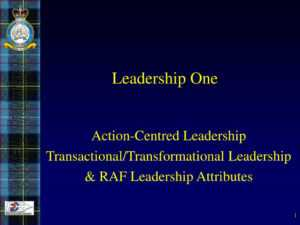 Ppt – Leadership One Powerpoint Presentation, Free Download intended for Raf Powerpoint Template