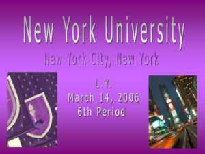 Ppt – New York University Powerpoint Presentation, Free in Nyu Powerpoint Template