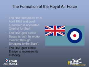 Ppt – The Royal Air Force Powerpoint Presentation, Free pertaining to Raf Powerpoint Template