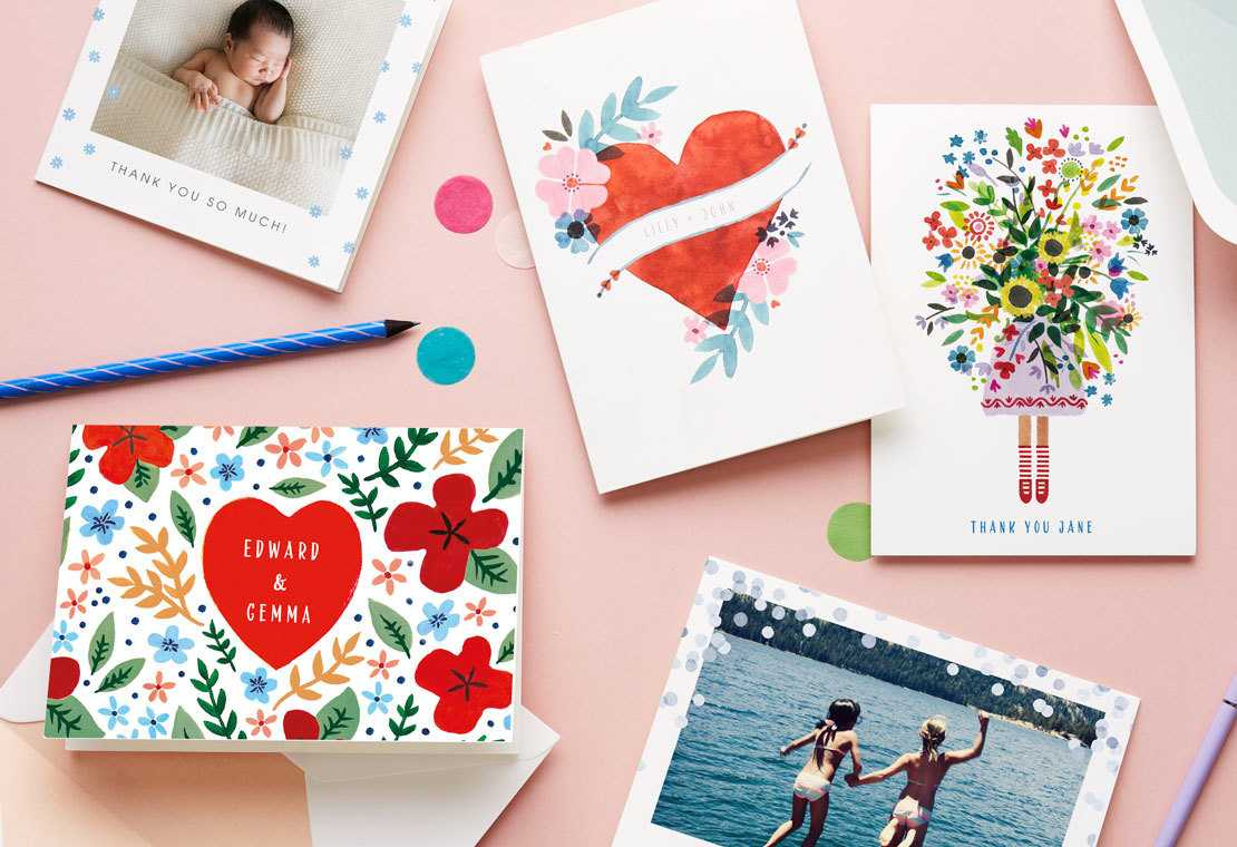Print Your Own Holiday Cards – Here's How! | Better Housekeeper In Print Your Own Christmas Cards Templates