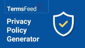 Privacy Policy Generator intended for Credit Card Privacy Policy Template