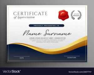 Professional Certificate Design – Oflu.bntl for Design A Certificate Template