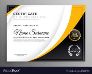 Professional Certificate Design – Oflu.bntl with Professional Certificate Templates For Word