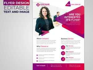 Professional Corporate Flyer Design Templates in Professional Brochure Design Templates