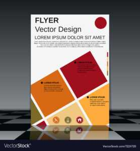 Professional Flyer Design Template with regard to Professional Brochure Design Templates