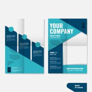 Professional Geometric Creative Business Brochure Templates in Professional Brochure Design Templates