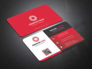 Psd Business Card Template On Behance with regard to Name Card Photoshop Template