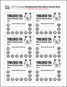 Punch Card Template ] – Batting Cages Punch Card Double throughout Free Printable Punch Card Template
