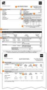 Reading Your Credit Card Statement – Wells Fargo Bank, N.a. with Credit Card Statement Template