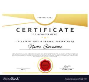 Ready Design Certificate For Promotion With Red with Promotion Certificate Template