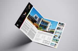 Real Estate Agency Brochure Template In Psd, Ai & Vector inside Real Estate Brochure Templates Psd Free Download