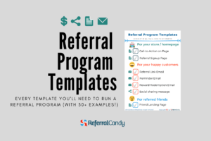 Real Life Referral Program Templates That You Can Steal intended for Referral Certificate Template