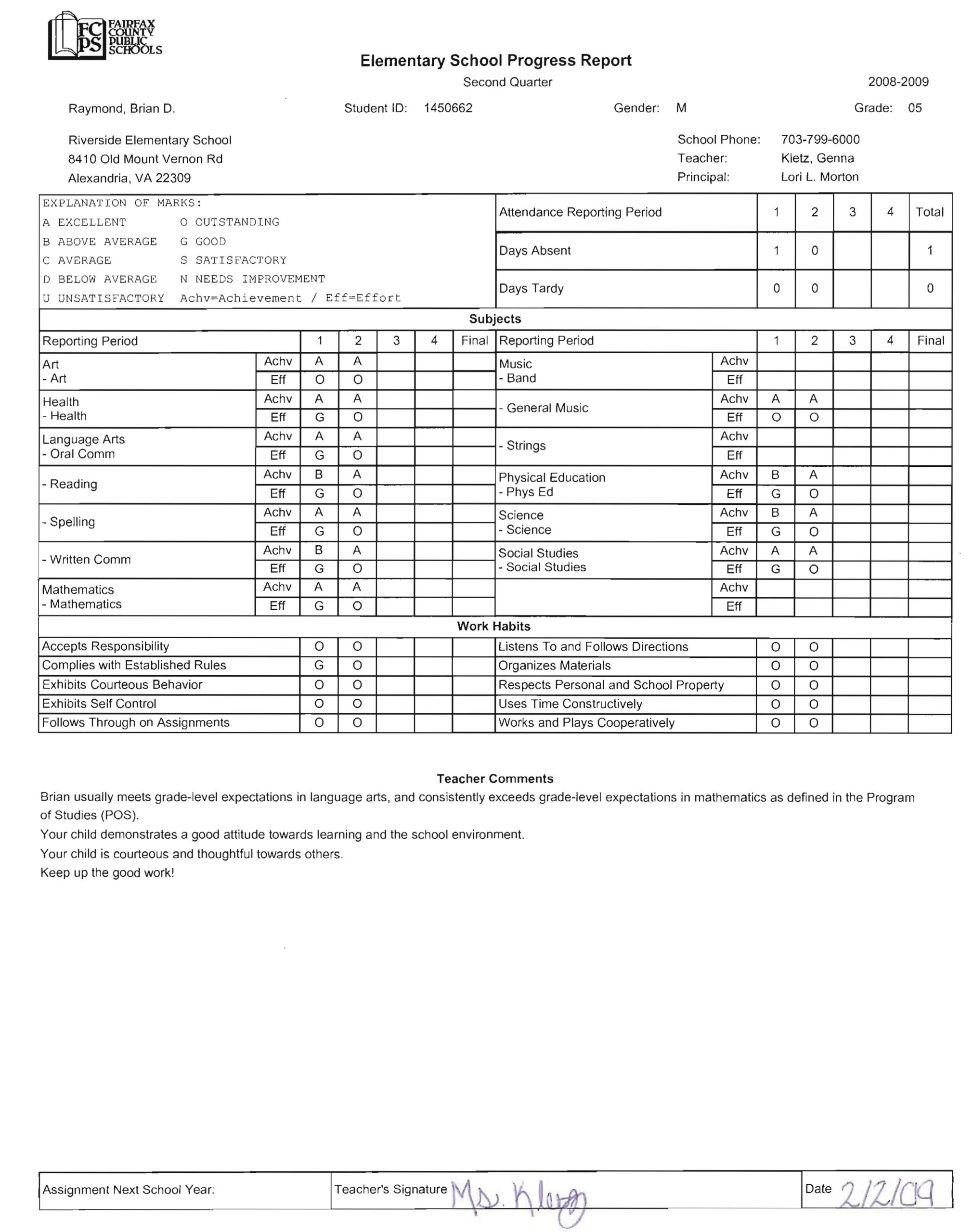 Report Card Sample ] - How To Read A Report Card English Inside Soccer Report Card Template