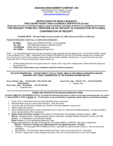 Resale Document Request Form – Centreville Community Foundation with regard to Resale Certificate Request Letter Template