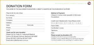 Research Note Cards Template – Heartwork in Donation Cards Template