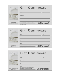 Restaurant Gift Certificate | Templates At Allbusinesstemplates inside Restaurant Gift Certificate Template