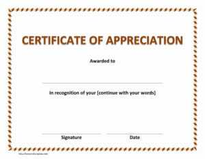 Sales-Certificate-Of-Recognition throughout Sales Certificate Template