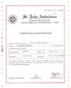 Sample Certificate Of Attendance Template – Oflu.bntl regarding Conference Certificate Of Attendance Template